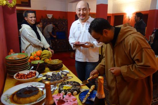 Dar Rita: Sylwester Maroko