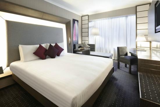 Novotel Hong Kong Nathan Road Kowloon : Executive Premier Room King Bed
