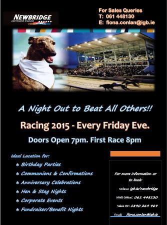 Newbridge Greyhound Stadium