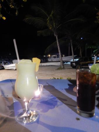 El Cafecito Lonza: Super location