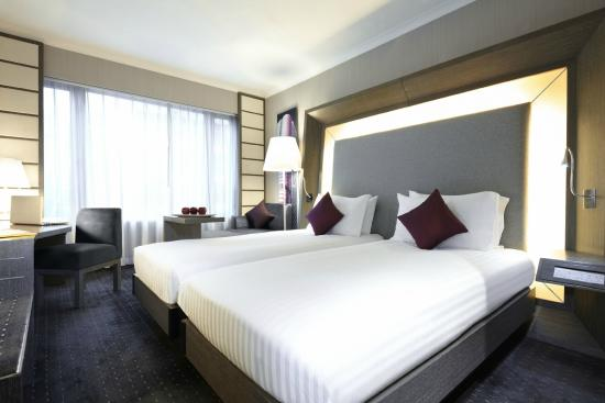 Novotel hong kong nathan road kowloon hotel chine voir for Prix chambre novotel