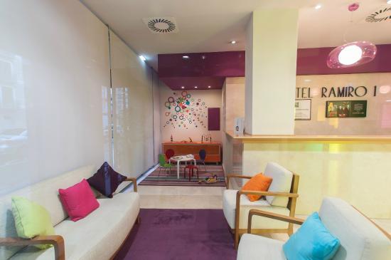 Hotel Ibis Styles Ramiro I: Rincón para niños