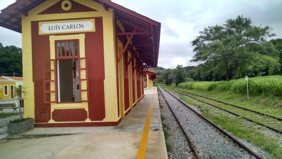 Estação Ferroviária de Luís Carlos