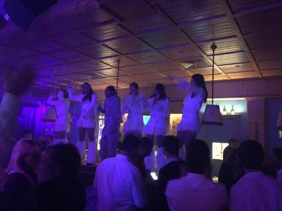 Club Med Villars sur Ollon: soirée