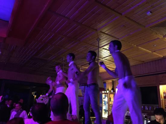 Club Med Villars sur Ollon: Soirée 2