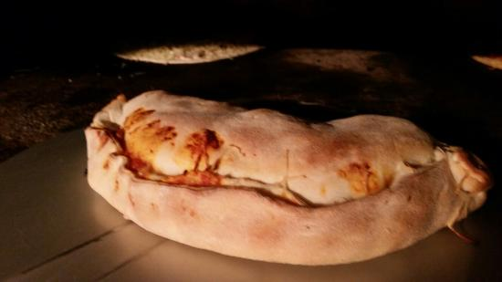 pizzas lino : Calzone
