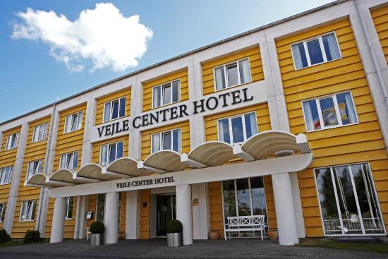 Vejle Center Hotel: Hotel facade