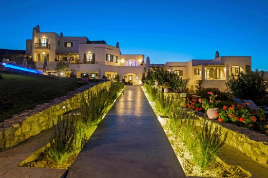Naoussa Hills Boutique Resort: hotel