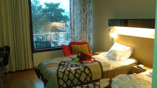 Original Sokos Hotel Tapiola Garden: chambre