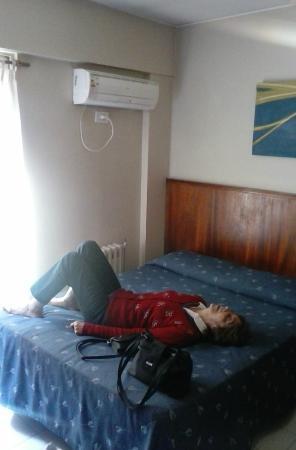 Providencia Apart Hotel: descansando y con aire acondicionado