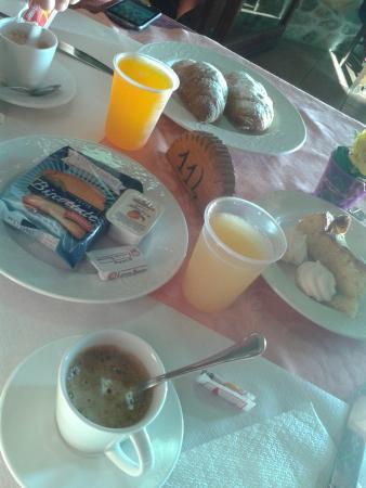 Hotel La Conchiglia: colazione
