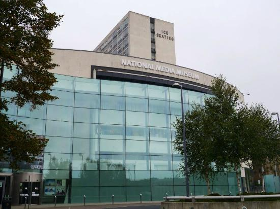 National Science and Media Museum: The NMM.