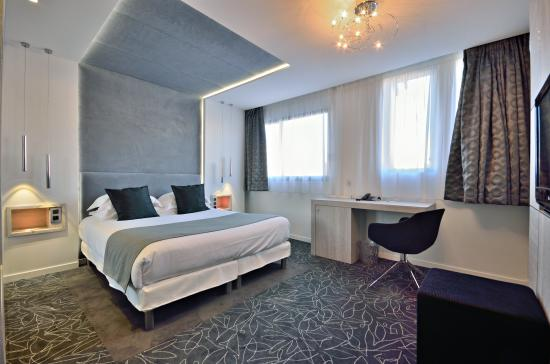 Cezanne Hotel: Superior room