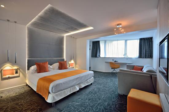 Cezanne Hotel: Junior Suite