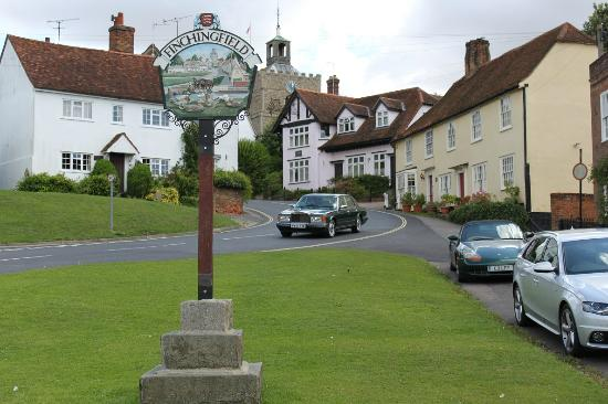 Bishops Stortford, UK: Beautiful Finchingfield