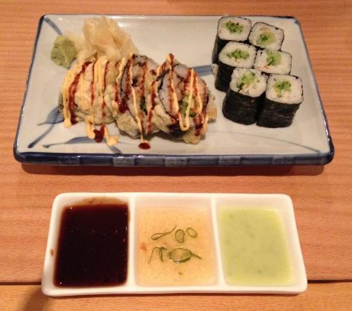 Sushi-Kostprobe