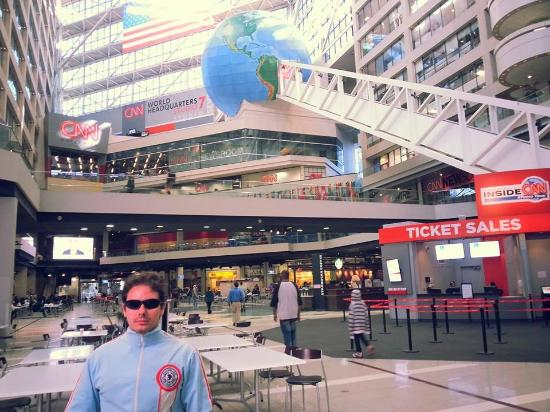 pr233dio da cnn picture of cnn studio tours atlanta