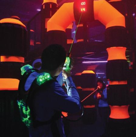 Laser Tag Picture Of Cinergy Copperas Cove Copperas