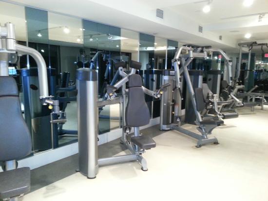 Thompson Hotel Toronto Gym