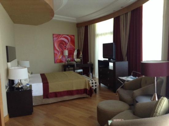 Vip Villa Bedroom Picture Of Calista Luxury Resort Belek Tripadvisor