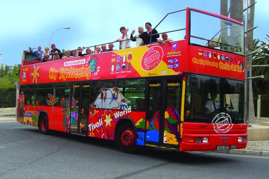 City Sightseeing Benalmadena