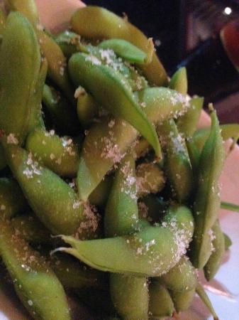 Gaysha New World Sushi Bar: Edamame