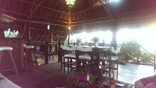 Imani Beach Villa: Tree top bar
