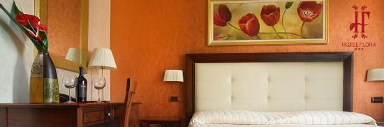 Hotel Flora: Le nostre stanze