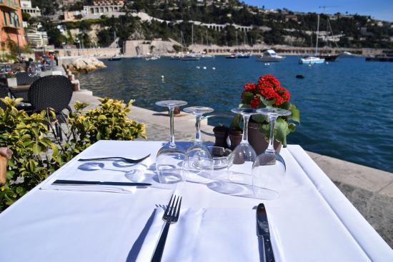 Restaurant La Mere Germaine A Villefranche Sur Mer