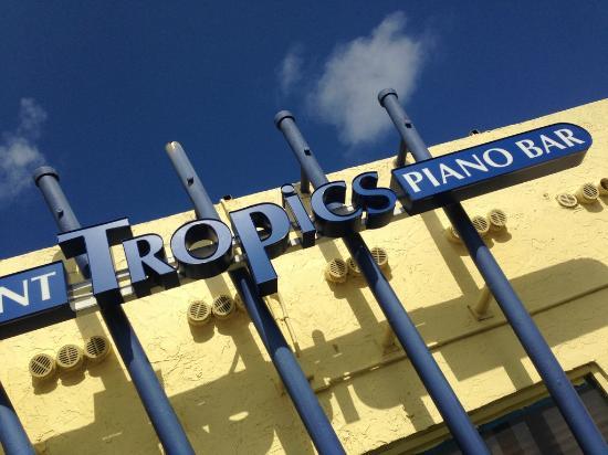 Tropics's Sign