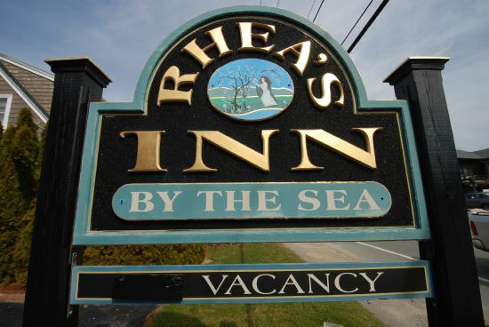 Rhea's Inn by the Sea: Rhea's