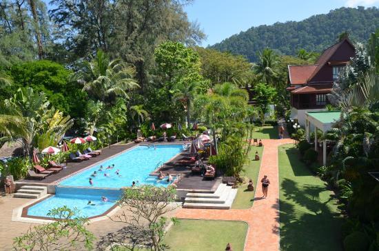 Royal Lanta Resort and Spa: Pool