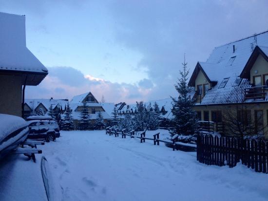 Apartamenty Sun & Snow Pardalowka