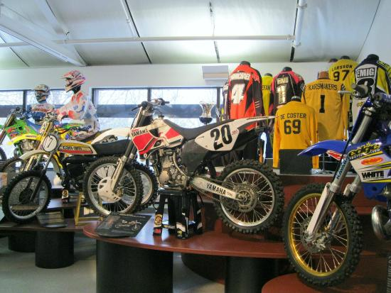 ‪Motorcycle Hall of Fame Museum‬