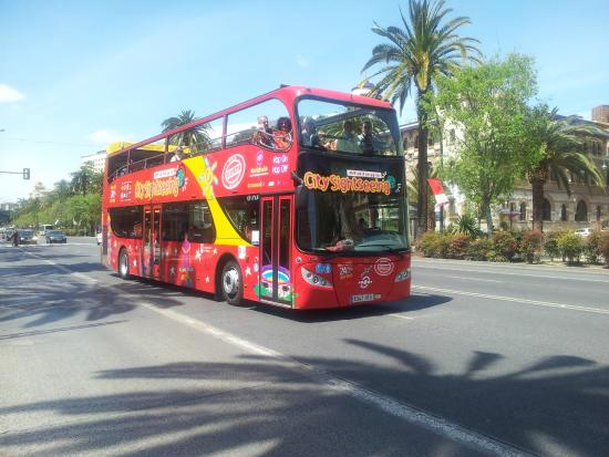 City Sightseeing Malaga