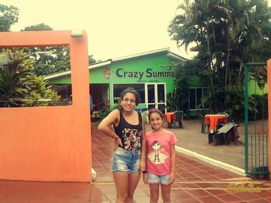 Crazy summer: Mis princesas en el Hotel.