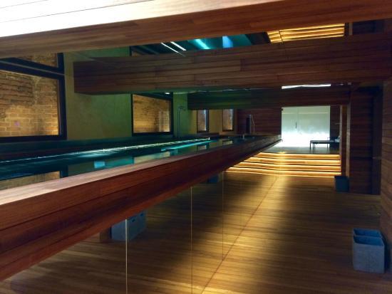 Piscina Spa Picture Of Urso Hotel Spa Madrid
