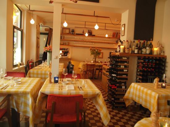 Photo of Modern European Restaurant Marius at Barentszstraat 173, Amsterdam 1013 NM, Netherlands