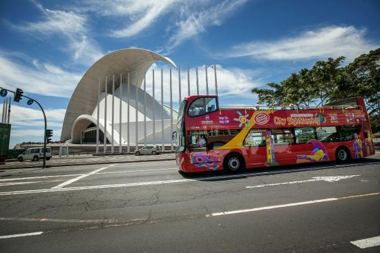 City Sightseeing Santa Cruz de Tenerife