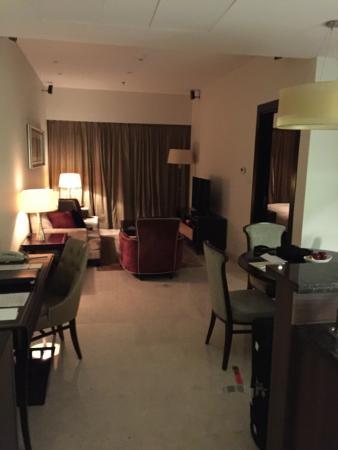 Oakwood Premier Prestige Bangalore: Lounge