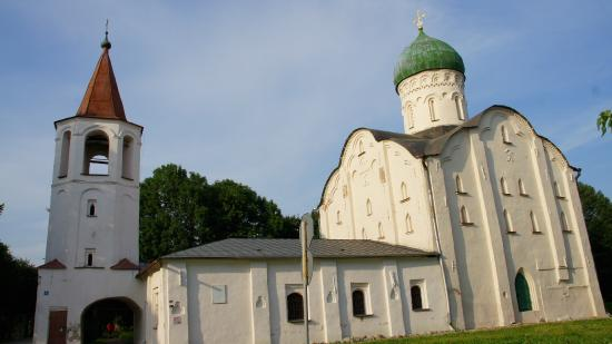 Church of Theodore Stratilates on the Brook: Церковь Федора Стратилата на Ручью
