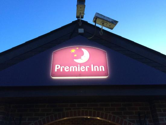 Premier Inn High Wycombe / Beaconsfield Hotel: Welcome
