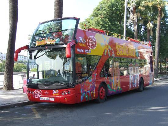 City Sightseeing Seville: Tour Sevilla