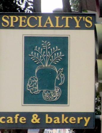 Specialty's Cafe & Bakery