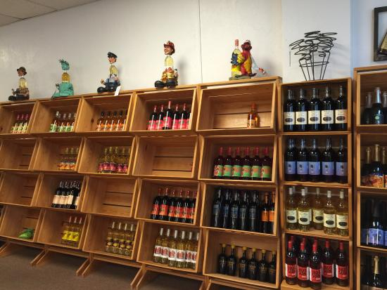 Panama City Beach Winery: Stock running low due to popularity of the wines