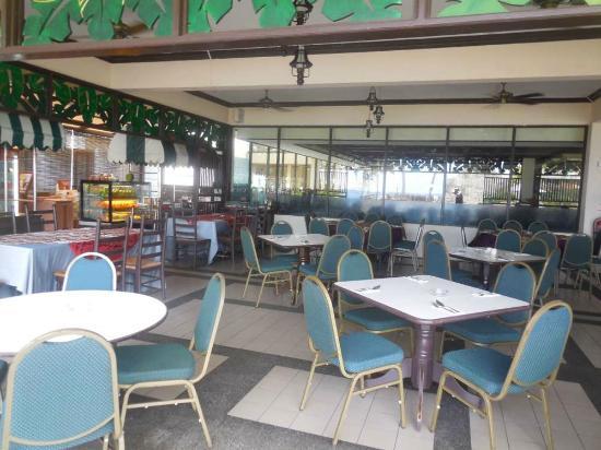 terrasse picture of legend resort cherating kuantan tripadvisor. Black Bedroom Furniture Sets. Home Design Ideas