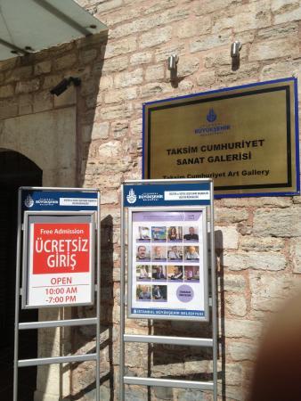 Taksim Sanat Galerisi