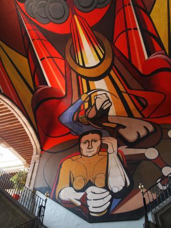 Sep murales rivera fotograf a de murales de diego rivera for Murales para fotografia
