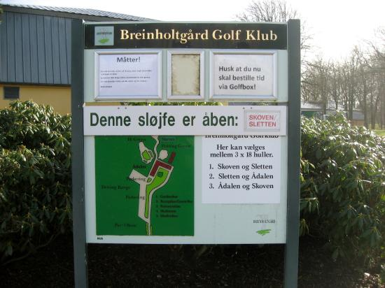 Breinholtgaard Golf Center