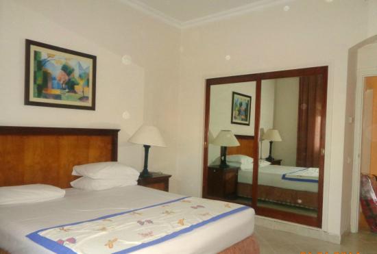 Poinciana Sharm Resort & Apartments: № 406. Спальня 1.